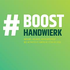 Hotline #BoostHandwierk