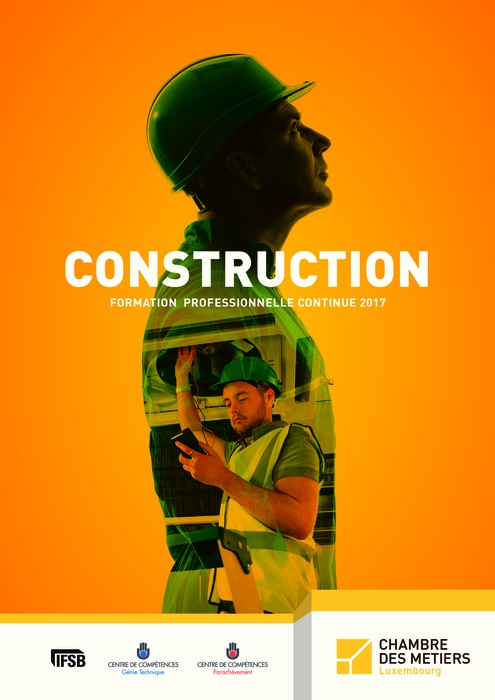 Formation continue 2017 : Construction