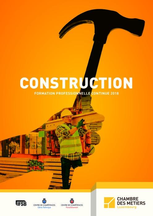 BROCHURES TECHNIQUES 2018_CONSTRUCTION