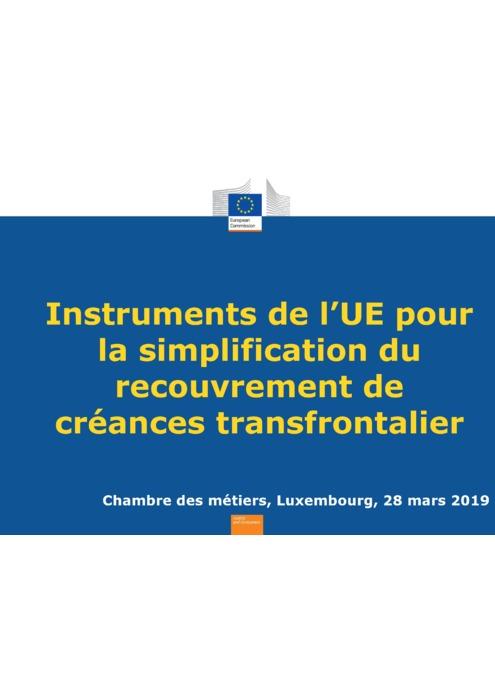 Le portail e justice (Mme Dagmar BYCANKOVA, Commission européenne)