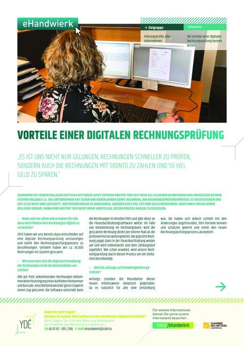 Vorteile einer digitalen Rechnungsprüfung