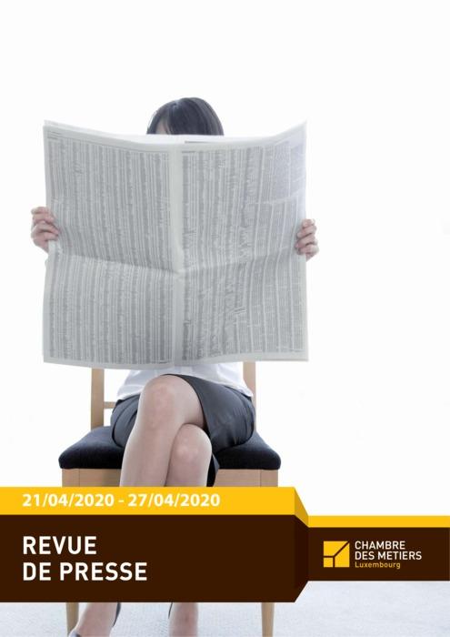 Revue de presse 14/2020