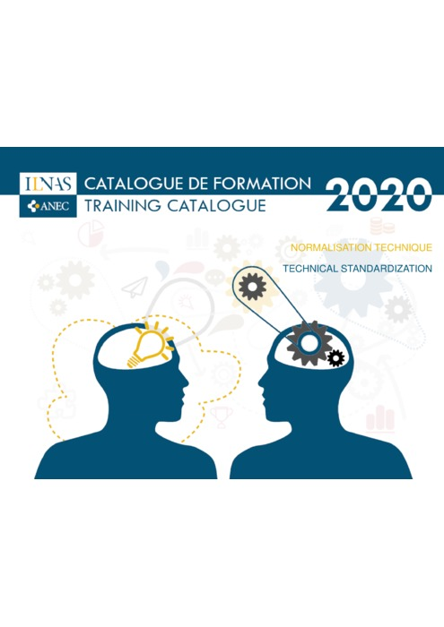 Catalogue de formation ILNAS 2020