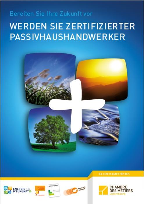 Informationsbroschüre Energie fir d'Zukunft+