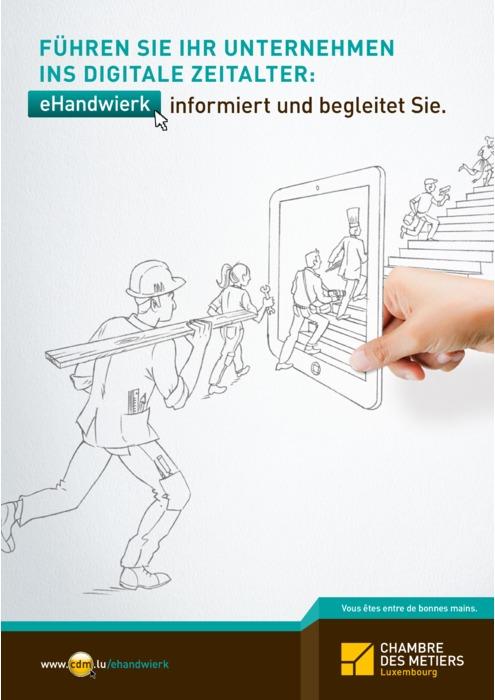 Broschüre eHandwierk