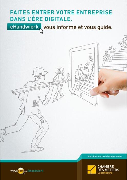 Brochure eHandwierk
