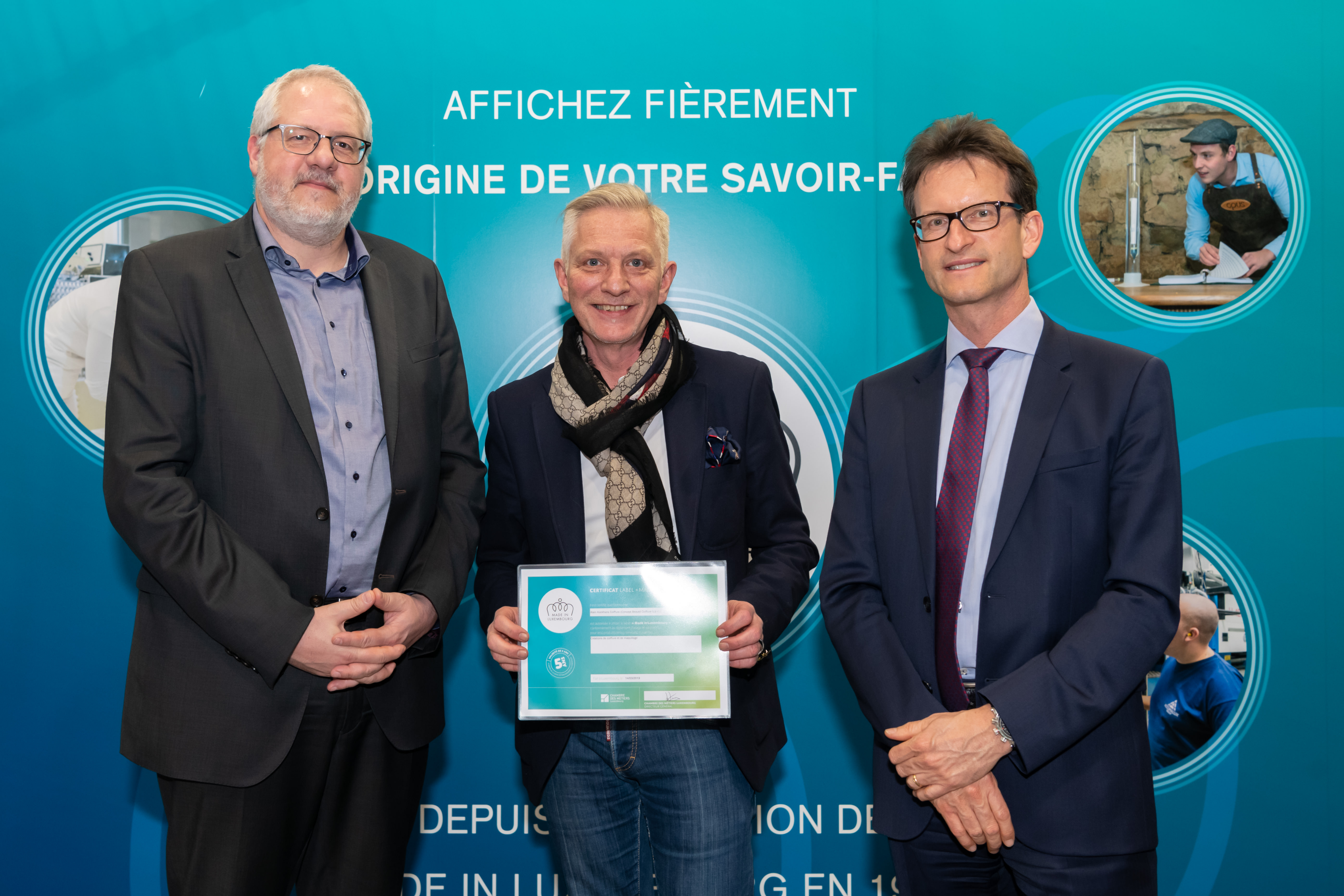 Remise Made in Luxembourg - Printemps 2019