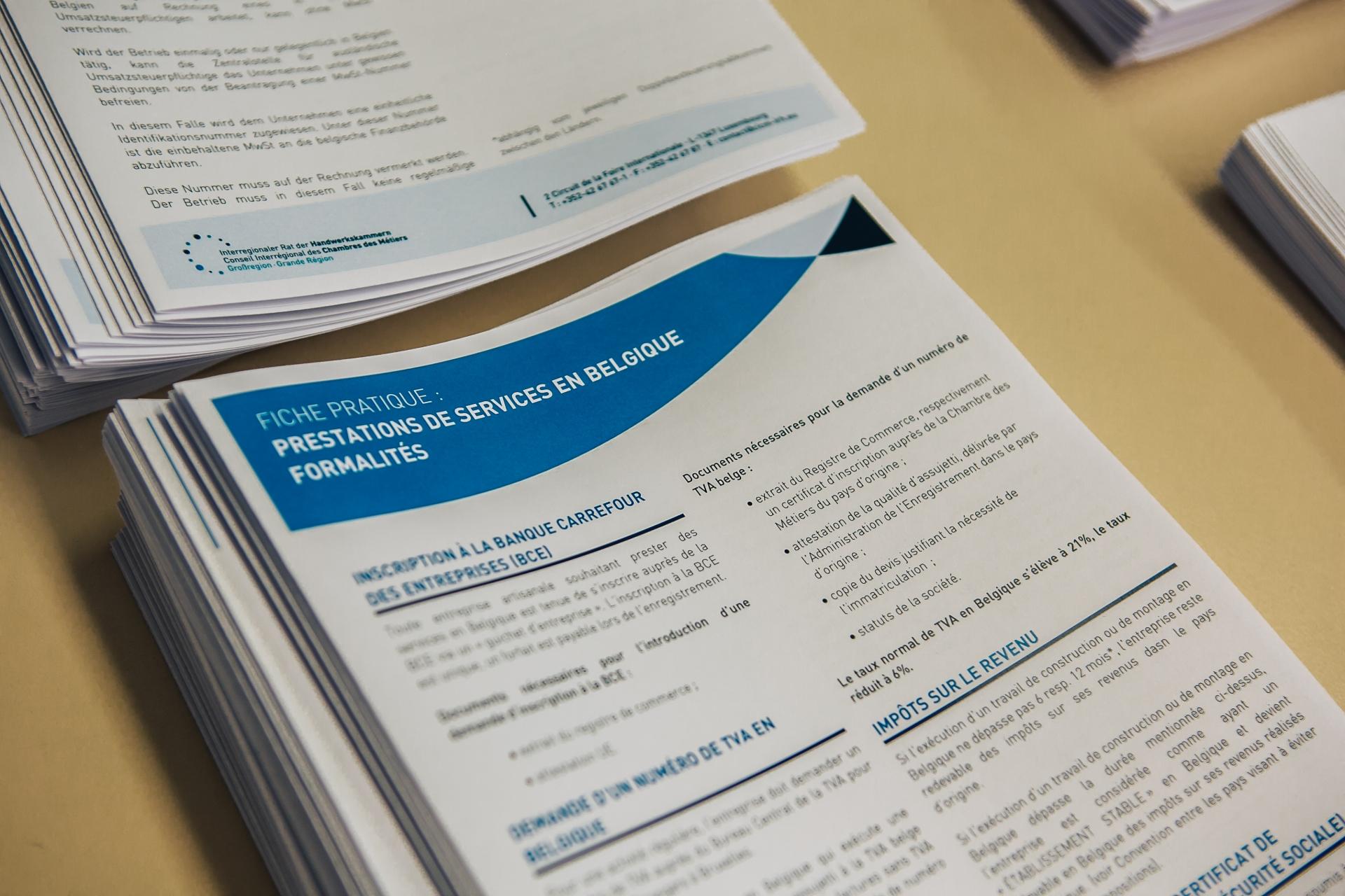 Conférence: Détachement de salariés en Belgique et au Luxembourg
