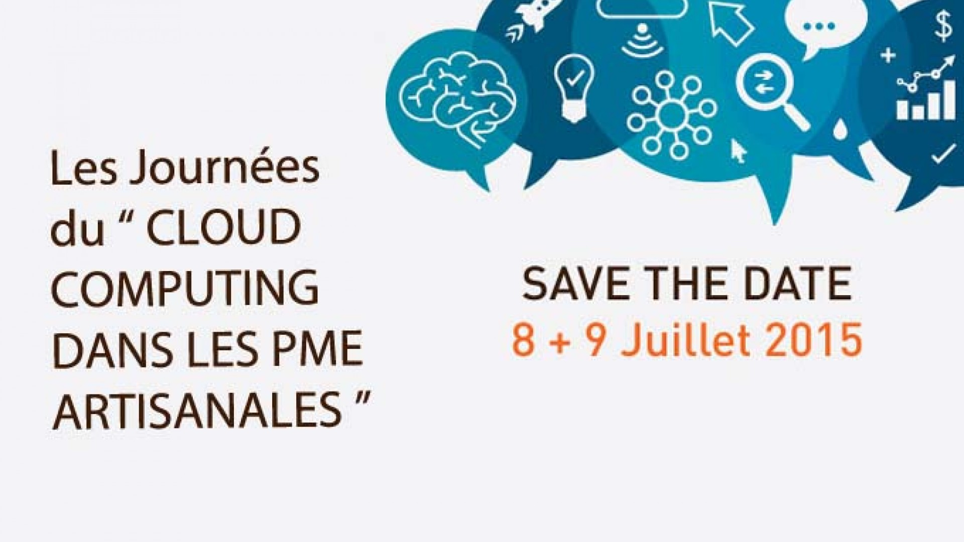 Cloud Computing savethedate