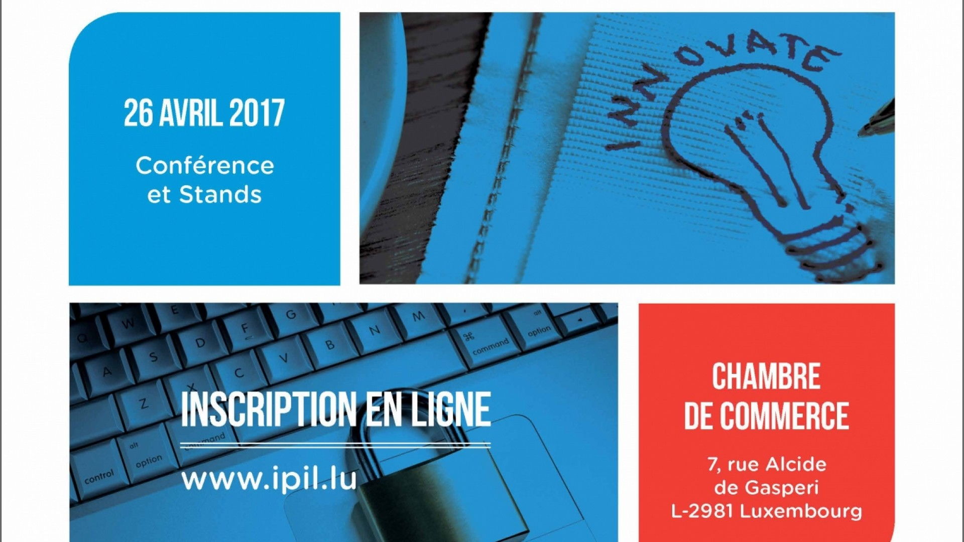 Journ e luxembourgeoise de la propri t intellectuelle le - Chambre de commerce luxembourg apprentissage ...