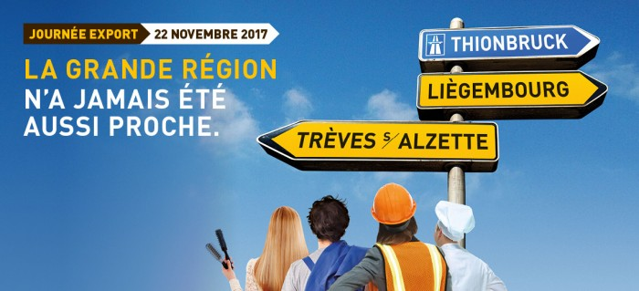 JOURNEE EXPORTE GRANDE REGION